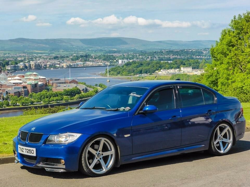 BMW 320d M SPORT 2006 E90 | in Londonderry, County Londonderry | Gumtree