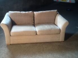 Large two seater Sofa made for Next