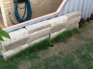 Edging concrete blocks Sorrento Joondalup Area Preview