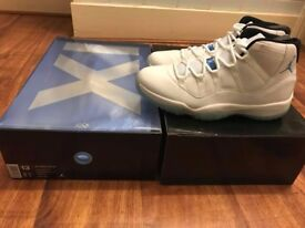 Brand New Jordan Retro 11, Legend Blue. Uk12/US13