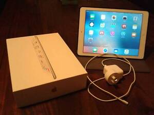 ipad air 1 wifi 32gb silver $370 Brisbane City Brisbane North West Preview