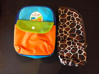 Insulated bottle bags