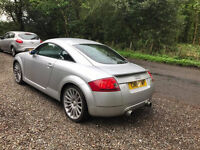 2002 AUDI, T/T QUATARO MOT MAY 2018,120k, drives like new £1699