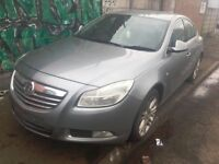 2009 Vauxhall Insignia 2.0 diesel Manual (Silver Z179) ''BREAKING'' parts for sale