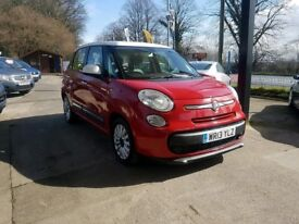 Fiat 500L 1.3 TD MultiJet Pop Star 5dr Perfect condition 30k WARRANTY, CARD PAYMENTS, CAR4YOU