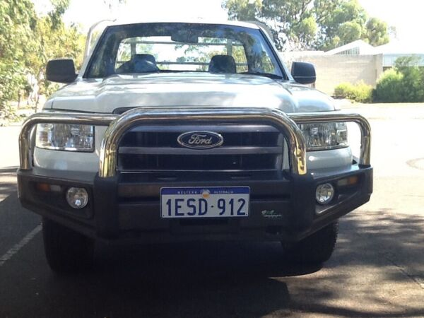 2007 Ford Ranger 4x4 manual turbo diesel