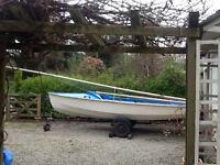 wayfarer dinghy mk 1 grp boat for sale