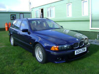 1997 BMW 528SE ESTATE.......In my ownership for 16 years