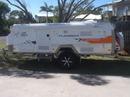 Jayco flamingo outback Agnes Water Gladstone Area Preview