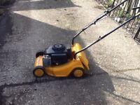 Mc cullock lawnmower