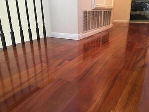 "SALE! Prefinished 5"" Jatoba premium flooring ONLY $6.49/sqft!"