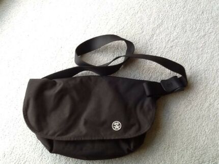 Crumpler across body bag perfect for travelling