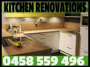 Kitchen Renovations  - Clear Island Waters - Gold Coast Clear Island Waters Gold Coast City Preview