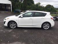 Mazda 3 Sport Diesel 185- 5 Door -2010 10 Reg -10 Months MOT