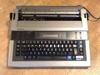 Panasonic KX-R310 electronic typewriter