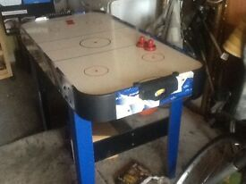 Air hockey table, great condition.