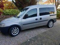 Vauxhall, COMBO Tour, Van/Estate, 2010, Semi-Auto, 1248 (cc), 5 doors