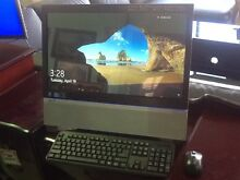 Touch Screen Acer Aspire Full HD Desktop PC Invermay Launceston Area Preview