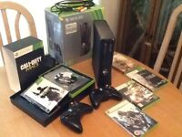 Xbox 360 with games pack