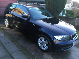 2007 BMW 1 series 120d Manual Low mileage Great condition