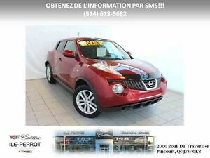 2012 NISSAN JUKE SV, AWD, BLUETOOTH, ,MAGS West Island Greater Montréal image 1