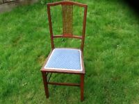 Vintage Chair for bedroom or lounge