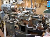 BOXFORD ENGINEERS LATHE 240 VOLTS BEDFORD LOCATION