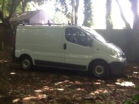 VAUXHALL VIVARO CDTI 25/11/2009 ONE EX- WATER AUTHORITY OWNER V/CLEAN ATTRACTIVE COND S/HISTORY ETC