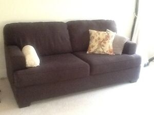 "LOUNGE SOFAS..1x3 SEATER...1x 2 SEATER ""AS NEW"" Sandy Bay Hobart City Preview"
