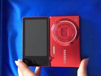 Samsung Digital Camera MV800 Red