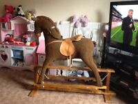 Nice Mamas and papas rocking horse £10 only