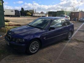BMW Individual 318 Ti Compact