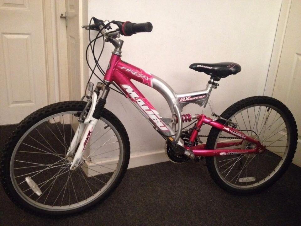 ladies/girls malabu mountain bike