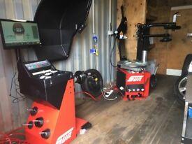 Tyre Machine & Equipment