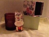 Candle scented Kirstie Allsopp