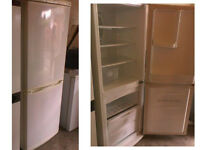 LG MULTI AIR FLOW FRIDGE FREEZER NO FROST 67.5 INCHES HIGH X 23.5 INCHES WIDE GOOD WORKING ORDER