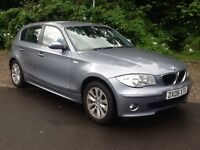 *Bargain* 06 Bmw 1 Series (118i Se)*New Mot*Taxed*Serviced*Excellent Condition*Bargain* £2950!