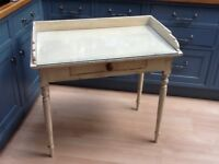Vintage painted desk/table