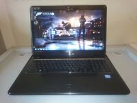 "GAMING DELL 17,3"" FHD - INTEL CORE i7 - DEDICATED NVIDIA - SSHD - 16 GB - WARRANTY - UK DELIVERY"