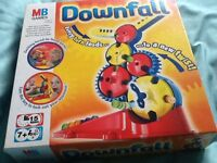 Downfall Game used but in good condition