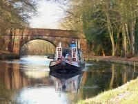 looking for narrowboat