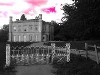Penn-Y-Lan Hall Ghost Hunt Wrexham N Wales