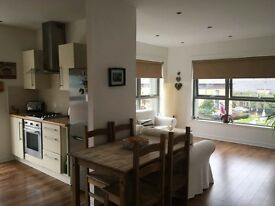 Sunny double room in spacious 2 bedroom, 2 bathroom flat share (bills included)