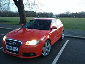 Audi A3 S Line 2.0 TDI Diesel - This A3 is very cheap to insure!