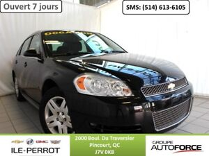 2013 CHEVROLET IMPALA 4DR SDN LT IMPEECABLE