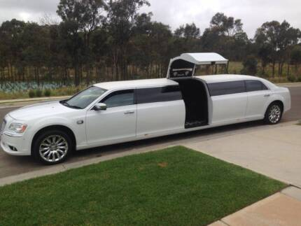 Very Cheap Wedding Limousine Hire Rouse Hill - Kellyville Sydney Rouse Hill The Hills District Preview