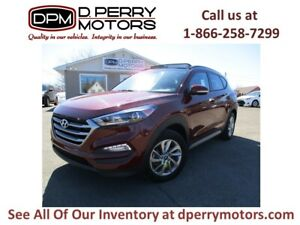 2018 Hyundai Tucson 2.0L | AWD | Leather | Panoramic Roof | Load