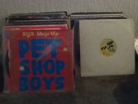 270 records for sale, house from 1988-1995, Beatles, Byrds, , The Jam, Scott Walker make me an offer
