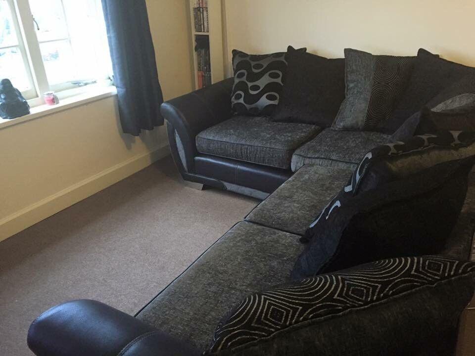 Dfs Shannon Corner Sofa Bed In Winchcombe