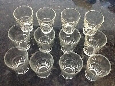 Set 24 New Shot Glasses Glass Barware Shots Whiskey Agua Ardiente Vodka 1.5 oz](Shot Glass Bulk)